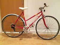 Peugeot monte carlo vintage racer town bike bicycle
