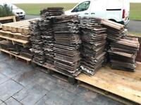 Reclaimed Roof Tiles approx 300. TYZACK