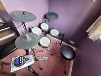 Roland TD15KV drum kit