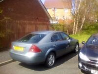 02 Ford Mondeo This auto