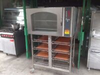 CATERING COMMERCIAL CONVECTION FAN OVEN CAFE RESTAURANT BAKERY PATISSERIE KITCHEN SHOP