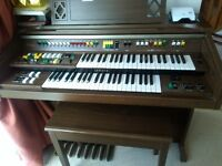 Free to collect: Yamaha C35N organ