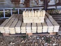COTSWOLD STONE BRICKS AND TOPS