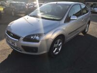 Ford Focus, 1 no of former keepers, low mileage