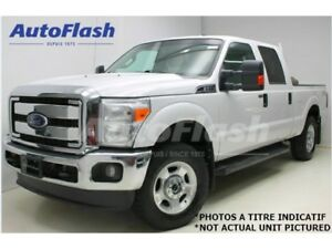 2015 Ford F-250 XLT Crew-Cab 6.2L *Boite-6.5-Box* Lift-Kit *