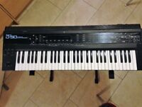 Roland D50 Linear Synthesiser with lead