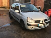 Renault Clio for sale cheap run about