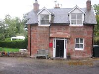 Beautiful period villa in sought after village - Ballindean, Inchture Perthshire