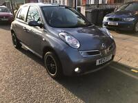 Nissan micra 1.2 automatic /1 owner 2008 plate / no accident
