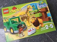 LEGO DUPLO Around the World 'Savanna Adventure' 10802
