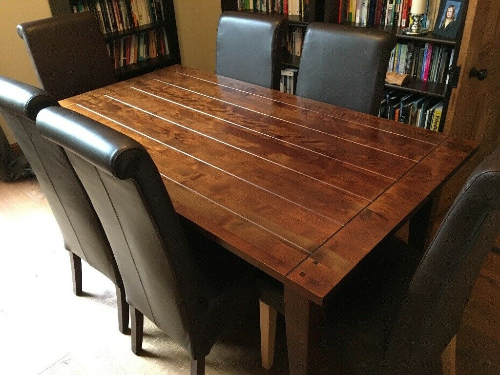 Next Dining Table And Chairs