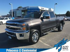 2015 Chevrolet SILVERADO 2500HD LTZ 4WD| Park assist Kingston Kingston Area image 1