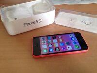 IPHONE 5C PINK 16GB (Factory Unlocked)