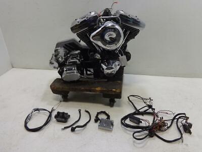Harley Davidson 80 1340 Softail Evolution ENGINE TRANSMISSION ELECTRONICS KIT