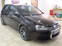 !!MANUAL!! 2007 VW GOLF R32 MK5 / SERVICE HISTORY / MOT JAN 2018 / IMMACULATE CONDITION