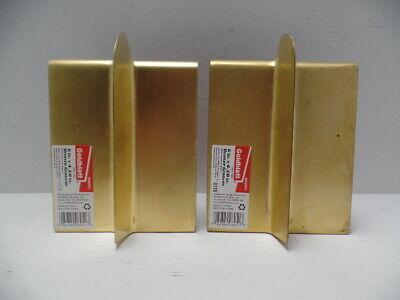 Goldblatt G06951 Bronze Concrete Groover 6x 4 38 Set Of 2