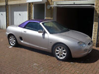 mgf convertible + hardtop roof for spares or repairs