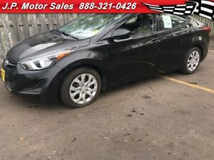 2014 Hyundai Elantra Gl, Automatic, Heated Seats, Bluetooth
