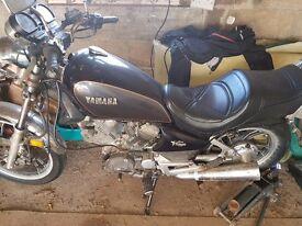 Yamaha Virago XV500