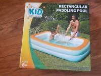 Paddling pool new in box