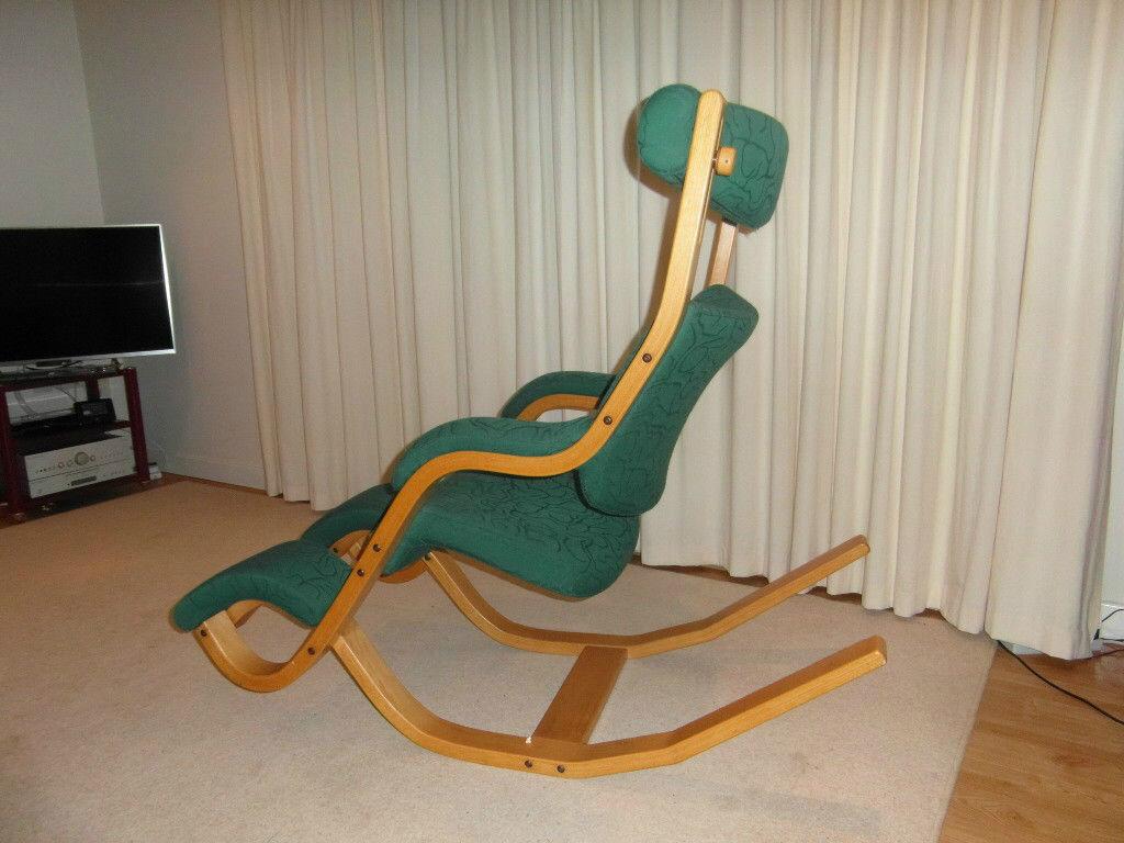 Stokke Balans Stoel : Stokke varier gravity balans stoel varier bewegend zitten met