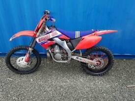 Cr250, 2003, full rebuild, £2250 ono