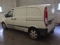 MERCEDES VITO SPARES OR REPAIRS 111 CDI