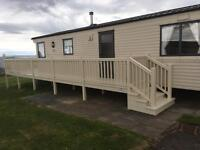 Beautiful caravan for sale at Craig Tara