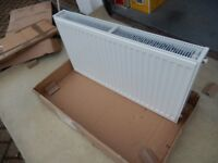 500x900 Double panel radiator, boxed