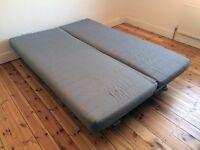 Three seater IKEA sofa bed