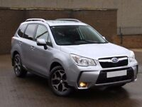2014 Subaru Forester 2.0 XT Turbo CVT Lineartronic AWD, 24000 miles