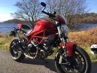 Ducati, MONSTER 797+ 2019, 803 (cc)
