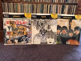 The Beatles DeAgostini brand new lps