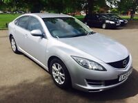 2009 Mazda 6 2.2 TS Diesel**NEW TIMING CHAIN BY MAZDA**1 Owner**Ful Service History**BlueT**LONG MOT