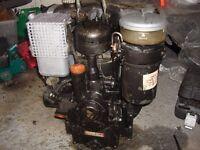 for sale diesel engine single cylinder farymann 4,8hp ready to go