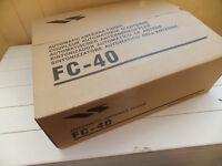 ham radio Yaesu FC-40 automatic antenna tuner boxed brand new