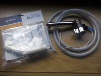 Brand new campervan comet micro switched tap,whale 12v pump and 2m hose all new for sale  Dunfermline, Fife
