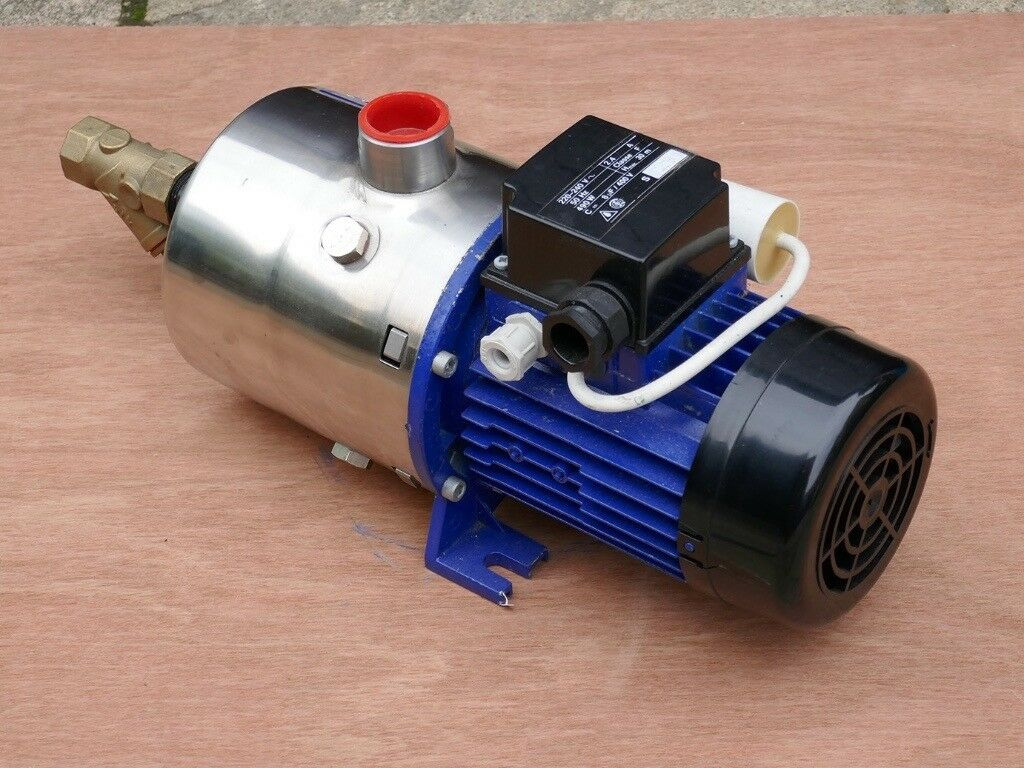 Water circulation pump for Hot Tub, Whirlpool Bath, Spa - unused ...