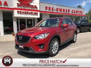 2015 Mazda CX-5 GT* AWD! BACK-UP CAM! AUTO LIGHTS!