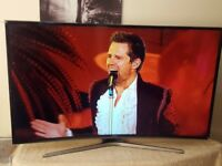 Samsung 43 Inch 4k Ultra HD HDR Smart LED TV With Freeview HD (Model UE43KU6000)!!!
