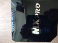 MX PRO android box £10