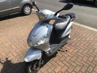 Piaggio fly 50cc moped scooter vespa honda peugeot