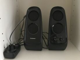 Bluetooth PC Speakers (Sandstrøm)
