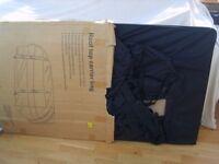 Roof top bag for car/van
