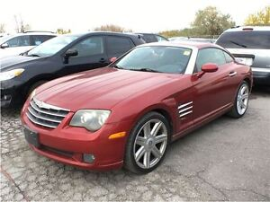 2004 Chrysler Crossfire Automatic & Heated Seats