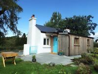 Rural retreat eco holiday cottage - self catering