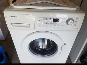 SAMSUNG apartment size front load washer FREE DELIVERY +INSTALLATION