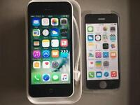 iPhone 5C Unlocked Excellent condition boxed