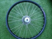 Single speed jump bike wheel