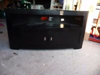 Oval/Eliptical TV Cabinet